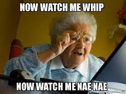 Nae Nae Meme - now watch me whip now watch me nae nae make a meme