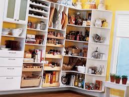 Cool Kitchen Storage Ideas Smart Kitchen Design With Kitchen Storage And Brown Floor 2471