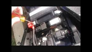 battery replacement for a gsxr 600 youtube