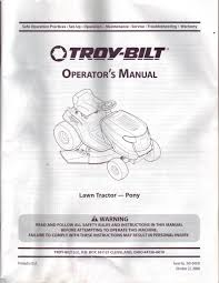 100 troy bilt mower repair manuals how to replace a riding