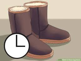 everyone went for ugg boots 3 easy ways to clean ugg boots with pictures wikihow