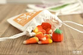 handmade halloween treat bags diy halloween treat bags