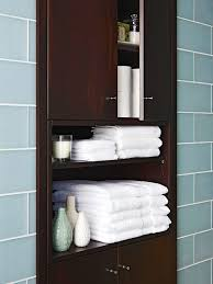bathroom cabinets built in bathroom cabinets linen storage
