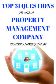 top 31 best questions to ask property management
