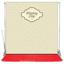 professional wedding backdrop kit wedding backdrop carpet kit 8x8 carpet runner