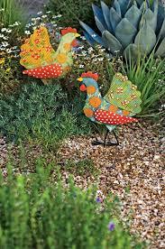 garden ideas garden ornaments yard made from junk