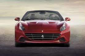 Ferrari California Convertible - ferrari 2015 ferrari california t front view 2015 ferrari