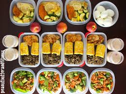 food prep meals meal prep week of may 18th peanut butter and fitness