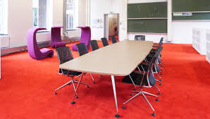 Vitra Conference Table with Vitra Vitra Meda Conference Workbrands