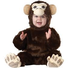 Infant Toddler Halloween Costumes California Costume Chimpanzee Animal Planet Baby Infant Toddler