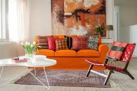 Orange Sofa Living Room Ideas Orange Sofa Living Room Ideas Null Object