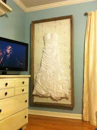 wedding dress boxes for storage wedding dress display but closed in with glass ideas for the