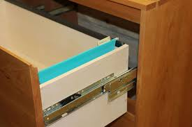 filing cabinet drawer runners chest of drawers