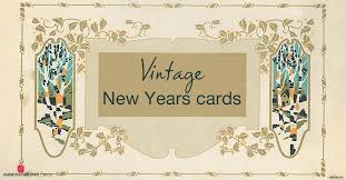 new years card greetings vintage new years cards american greetings archives