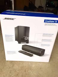 bose cinemate 3 2 1 home theater system bose cinemate 15 home theater speaker system brand new qatar
