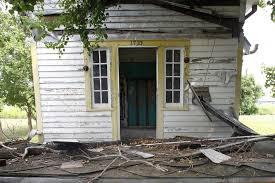 Katrina Homes White New Orleans Has Recovered From Hurricane Katrina Black New