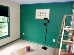 Painting Walls Different Colors by House Painting Walls Pleasant Home Design