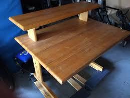 Studio Trends Desk by Desk 46 Inch Studio Trends Reduced The Woodlands Texas