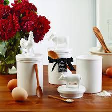 ceramic animal storage jar by ella james notonthehighstreet com