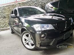 bmw x3 m sport black bmw x3 2012 xdrive20i 2 0 in kuala lumpur automatic suv black for