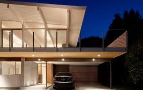 Attached Carports Vancouver Attached Carport Plans Garage Midcentury With Steel Post