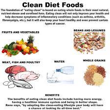 top diet foods clean food diet