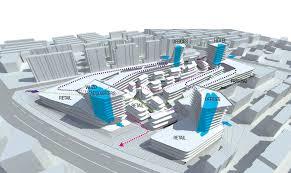 architectural design gallery of shanghai wuzhou international plaza winning