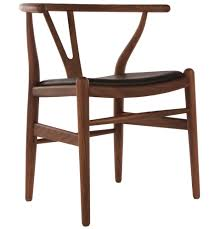 the matt blatt replica hans wegner wishbone chair leather matt