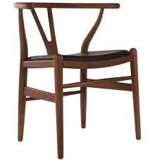 the matt blatt replica hans wegner wishbone chair leather matt