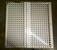 Floor Grates by Dog Cage Floor Grate Rover Company