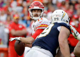 playoff alex smith different from regular season alex smith for