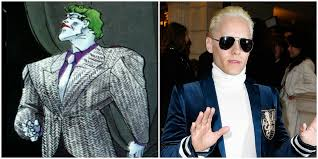 squad new details on jared leto u0027s take on u0027the joker
