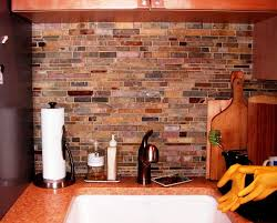 slate backsplashes for kitchens slate backsplash in kitchen pictures pros and cons of a tumbled