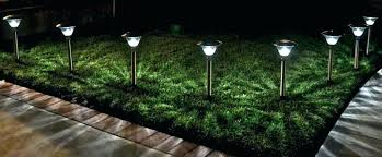 solar powered patio lights solar powered landscape light reviews full image for solar powered
