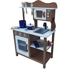 jouet enfant cuisine cuisine pour enfants de jeux bleu schoko blanc en bois