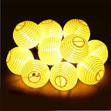 Outdoor Lantern String Lights by Popular Outdoor Led Lantern String Buy Cheap Outdoor Led Lantern