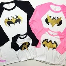 batman and robin shirts father and son shirts father and son