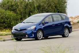 toyota uxs toyota prius v hybrid wagon ends u s run rav4 hybrid took its sales