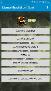 Download Memes - memes brasileiros som 20 18 download apk for android aptoide