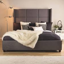 Crate And Barrel Platform Bed Best 25 Upholstered King Bed Ideas On Pinterest King Size