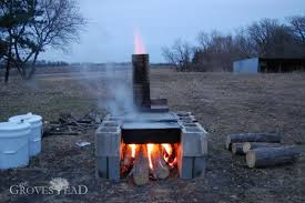 how to build an evaporator from stuff laying around the grovestead