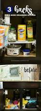 Kitchen Organization Hacks by 832 Best Organization Images On Pinterest Organizing Ideas