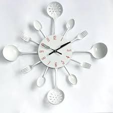 horloge murale cuisine originale horloge cuisine originale montre cuisine originale horloge murale