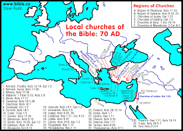 Blank Map Of Ancient Greece Free Bible Maps Of Bible Times And Lands Printable And Public Use