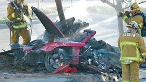 porsche gt crash paul walker dies in porsche gt