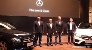 mercedes introduction officially available mercedes e class ckd came with a more