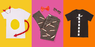 Halloween Shirts For Babies by 30 Last Minute Halloween Costume Ideas 2017 Clever U0026 Easy