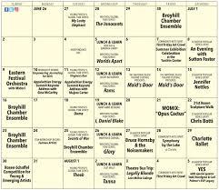schedule an appalachian summer festival appalachian state