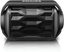 black friday mini stereo system amazon amazon com philips bt2200b 27 shoqbox mini rugged compact