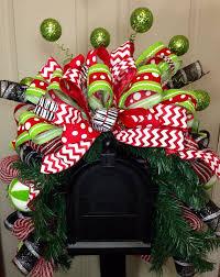 Christmas Mailbox Decoration Ideas 37 Best Mailbox Decorations Images On Pinterest Christmas